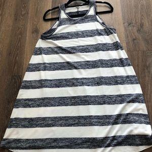 Like new-worn one time. Gap. Size large. dress.